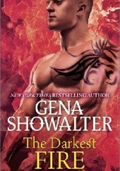 Okładka książki The Darkest Fire Gena Showalter
