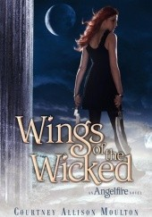 Okładka książki Wings of the Wicked Courtney Allison Moulton