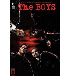 The boys komiks