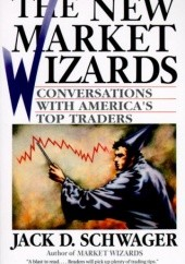 Okładka książki The new Market Wizards: conversations with americas top traders Jack D. Schwager