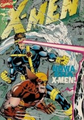 Okładka książki X-Men 1/1995 Chris Claremont, Jim Lee
