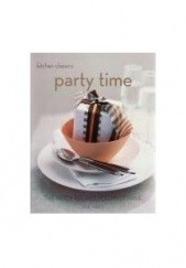 Okładka książki Party Time: The Party Recipes You Must Have (Kitchen Classics series) Jane Price