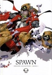 Okładka książki Spawn. Origins Collection - book 3 Todd McFarlane