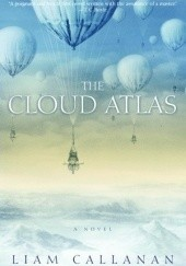 Okładka książki The Cloud Atlas Liam Callanan
