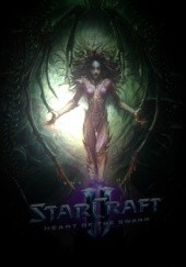 Okładka książki The Art of StarCraft II: Heart of the Swarm Blizzard Entertainment