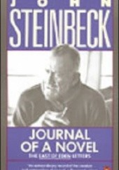 Okładka książki Journal of a Novel: The East of Eden Letters John Steinbeck
