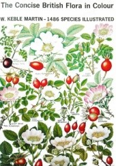 Okładka książki The Concise British Flora in Colour William Keble Martin