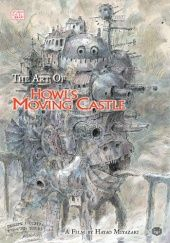 Okładka książki The Art of Howl's Moving Castle Hayao Miyazaki