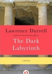 Okładka książki The Dark Labyrinth Lawrence Durrell