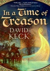 Okładka książki In a Time of Treason David Keck