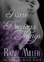 Okładka książki Rare and Precious Things Raine Miller