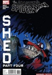 Okładka książki Amazing Spider-Man Vol 1# 633: Brand New Day, The Guntlet: Shed, Part Four Chris Bachalo, Emma Ríos, Zeb Wells