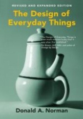 Okładka książki The Design of Everyday Things, revised and expanded edition Donald Norman