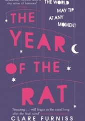 Okładka książki The Year of the Rat Clare Furniss