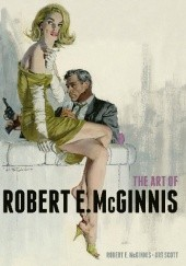 Okładka książki The Art of Robert E McGinnis Robert McGinnis