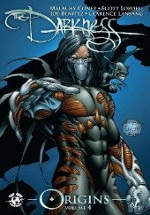 Okładka książki The Darkness Origins Volume 4 Joe Benitez, Scott Lobdell