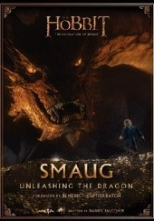 Okładka książki Smaug. Unleashing the Dragon Daniel Falconer