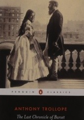 Okładka książki The Last Chronicle of Barset Anthony Trollope