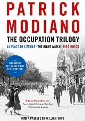 Okładka książki The Occupation Trilogy Patrick Modiano