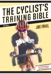 Okładka książki The Cyclists Training Bible Joe Friel