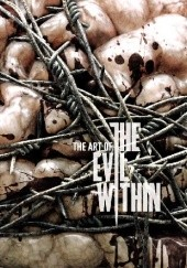 Okładka książki The Art of The Evil Within Shinji Mikami