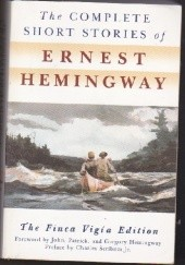 Okładka książki The Complete Short Stories Ernest Hemingway