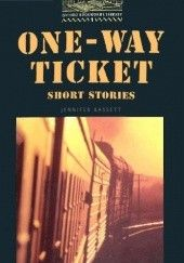 Okładka książki One-way ticket. Short stories Jennifer Bassett