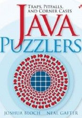Okładka książki Java Puzzlers: Traps, Pitfalls, and Corner Cases Joshua Bloch, Neal Gafter