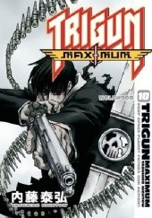 Okładka książki Trigun Maximum Volume 10: Wolfwood Yasuhiro Nightow