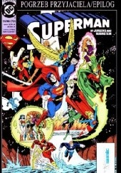 Okładka książki Superman 11/1996 Tom Grummett, Dan Jurgens, Karl Kesel, Joe Rubinstein