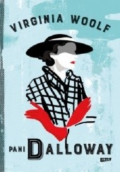 Okładka książki Pani Dalloway Virginia Woolf