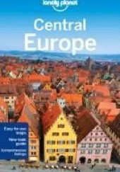 Okładka książki Central Europe. Lonely Planet Ryan Ver Berkmoes