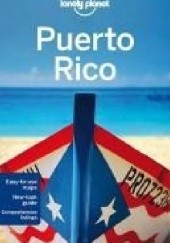 Okładka książki Puerto Rico. Lonely Planet Ryan Ver Berkmoes, Luke Waterson
