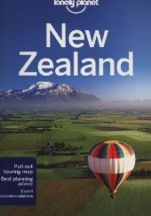 Okładka książki New Zealand. Lonely Planet Brett Atkinson, Sarah Bennett, Peter Dragicevich, Charles Rawlings-Way, Lee Slater