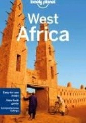 Okładka książki West Africa. Lonely Planet Anthony Ham