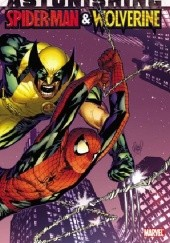 Okładka książki Astonishing Spider-Man and Wolverine Adam Kubert, Jason Aaron