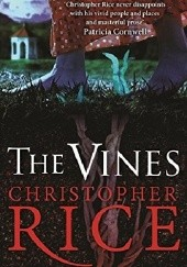 Okładka książki The Vines Christopher Rice