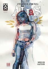 Okładka książki Jessica Jones - Alias - Tom 2 Mark Bagley, Brian Michael Bendis, Michael Gaydos