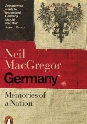 Okładka książki Germany: Memories of a nation Neil Macgregor