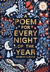 Okładka książki A Poem for Every Night of the Year Allie Esiri