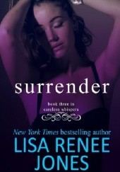 Okładka książki Surrender Lisa Renee Jones