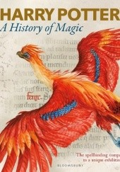 Okładka książki Harry Potter. A History of Magic J.K. Rowling