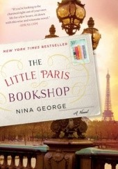 Okładka książki The Little Paris Bookshop Nina George