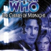 Okładka książki Doctor Who: The Chimes of Midnight Robert Shearman