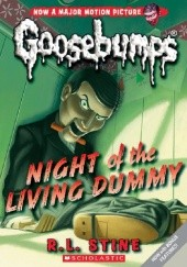 Okładka książki Night Of The Living Dummy R.L. Stine