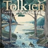 Okładka książki Tolkien: Maker of Middle-earth Verlyn Flieger, John Garth, Wayne G. Hammond, Carl F. Hostetter, Catherine Mcilwaine, Christina Scull, Thomas Alan Shippey