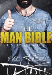 Okładka książki The Man Bible: A Survival Guide L.A. Casey