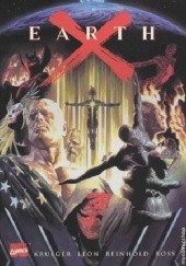 Okładka książki Earth X Alex Ross, Jim Krueger, John Paul Leon