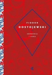 Okładka książki Zbrodnia i kara Fiodor Dostojewski