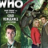 Okładka książki Doctor Who: Cold Vengeance Matt Fitton